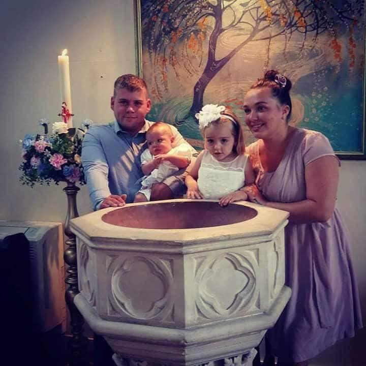 Baptism 2 same sex godparent